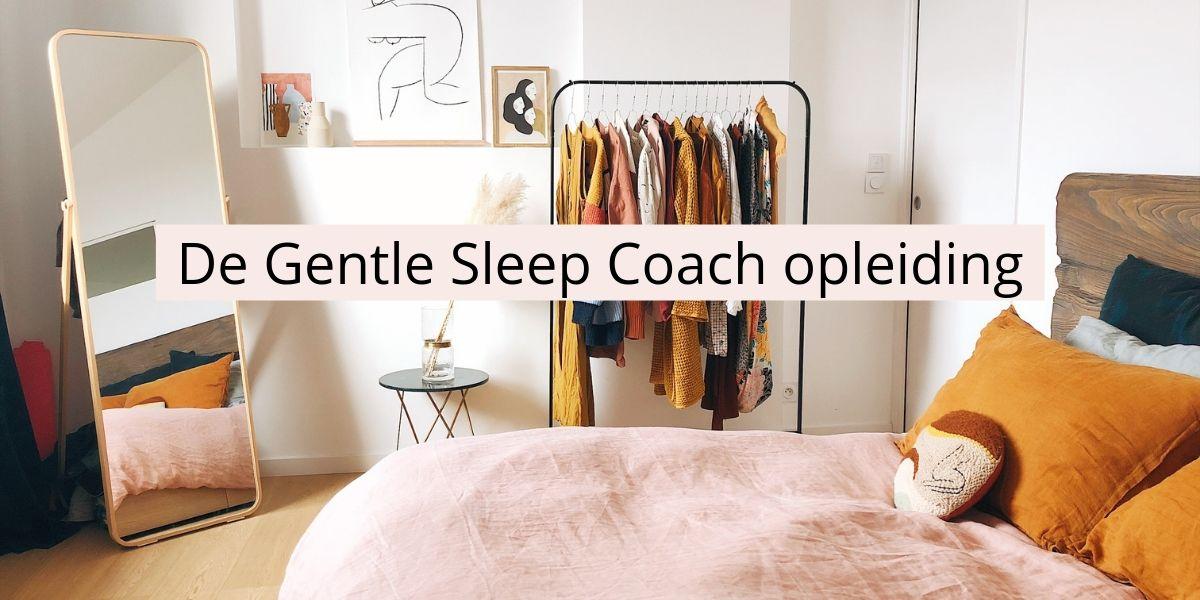Opleiding tot slaapcoach voor kinderen en baby